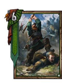 Dwarven Skirmisher