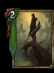 Elven Protector