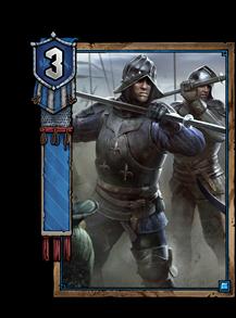 Temerian Infantry