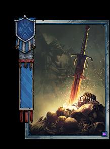 Vandergrift's Blade