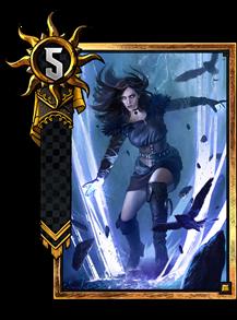 Yennefer Enchantress